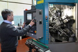 INDEX MS32 six-spindle CNC automatic