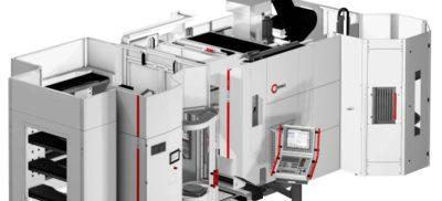hermle automated workpiece handling system