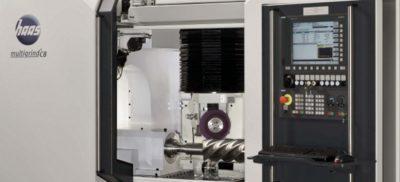 haas grinding machine