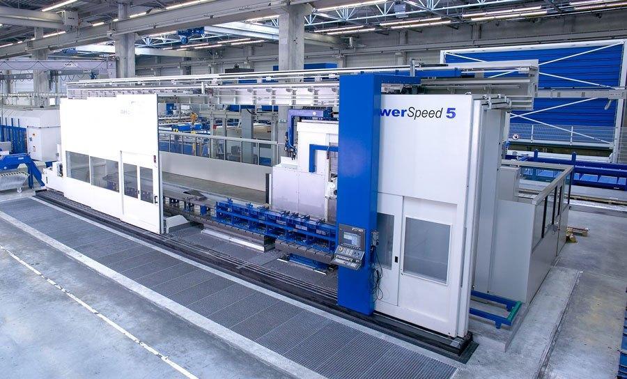 SHW Tightblock 8000 milling machine