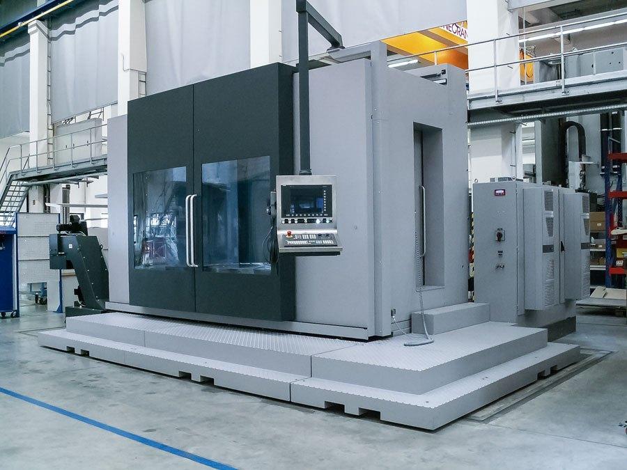 SHW Unispeed 3000 milling machinery