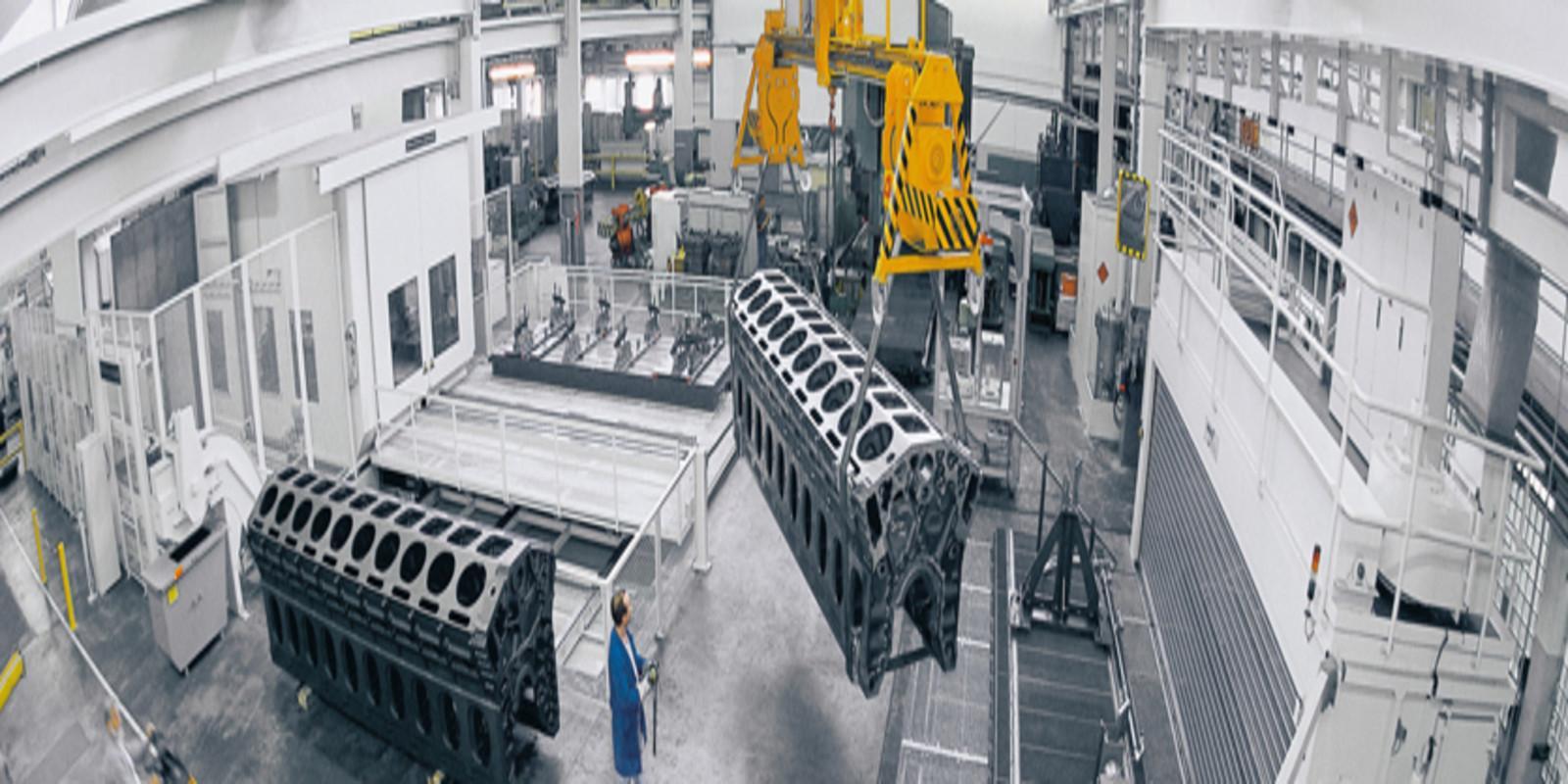 Waldrive Coburg MasterTec Machine