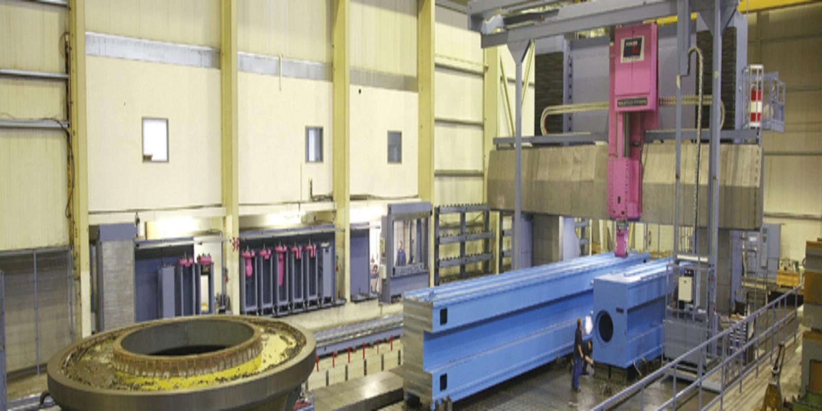 Waldrich Coburg PowerTec Machine