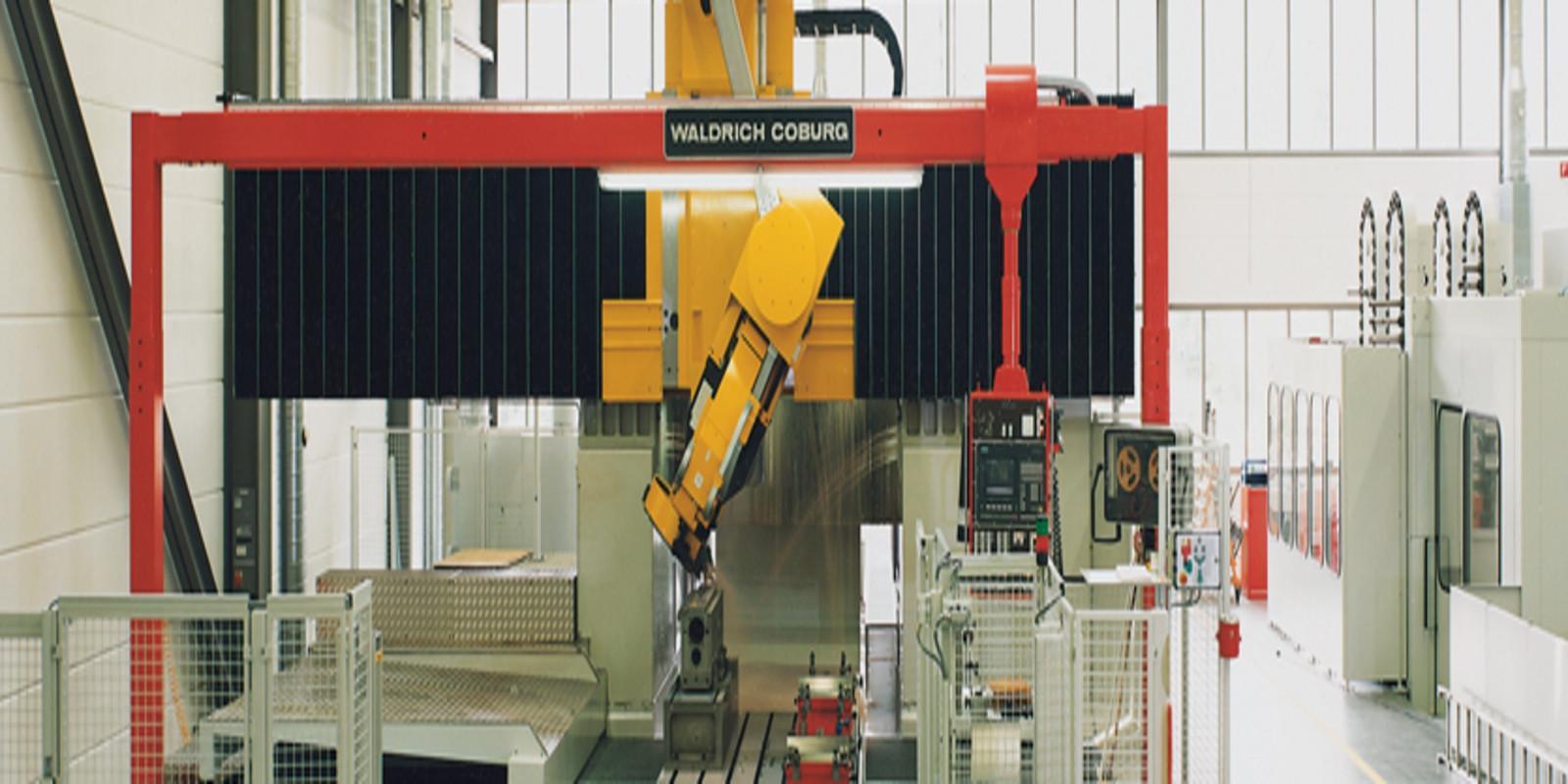 Waldrich Coburg WayGrind Machine