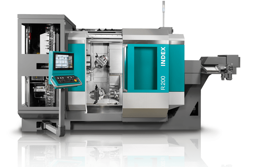 Index R200 turn-grind centre