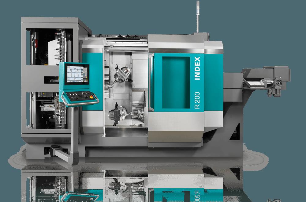 Index R200 mill/turn machine