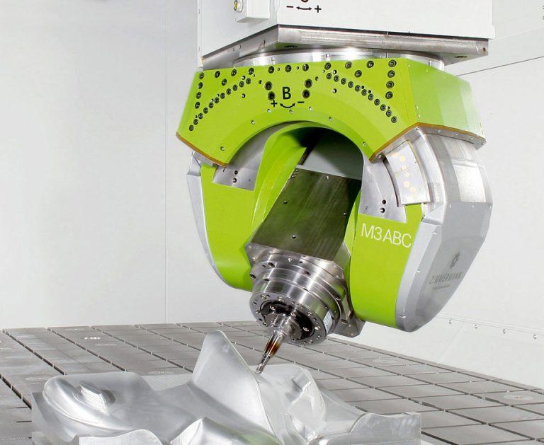 zimmermann milling head