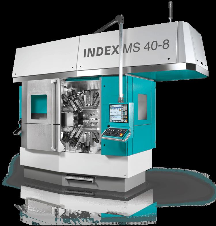 Index MS40-8 multi spindle machine