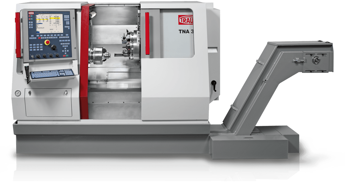 Traub TNA300 universal turning machine