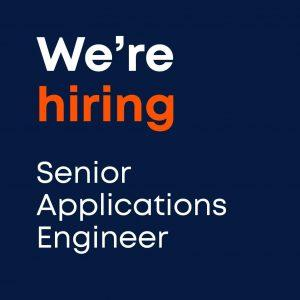 Kingsbury hiring senior applications engineer