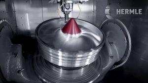 Hermle C 62 MT Machining Fan Module