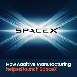 space X additive manufacturing