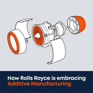 Additive in Rolls Royce Aerospace