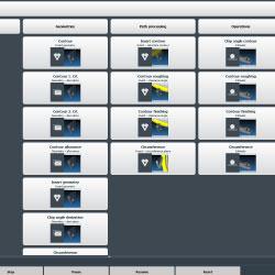 HAAS Horizon software