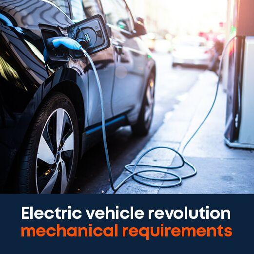 electric vehicles mechanical requirements