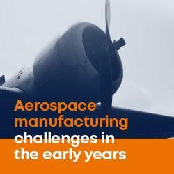 Aerospace manufacturing history