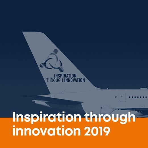 inspiration through innovation 2019