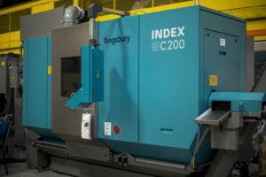 Index C200 machine