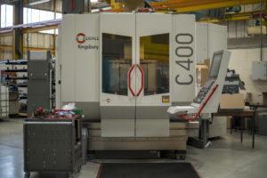 Hermle C400 milling machine