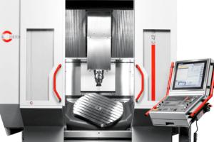 Hermle C42U milling machine