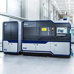 SLM 280 machine