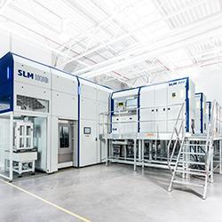 SLM 800 machine