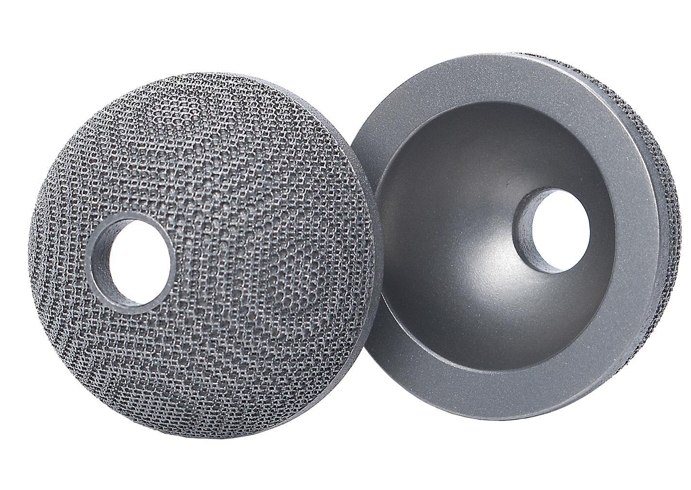 SLM additive manufactured parts
