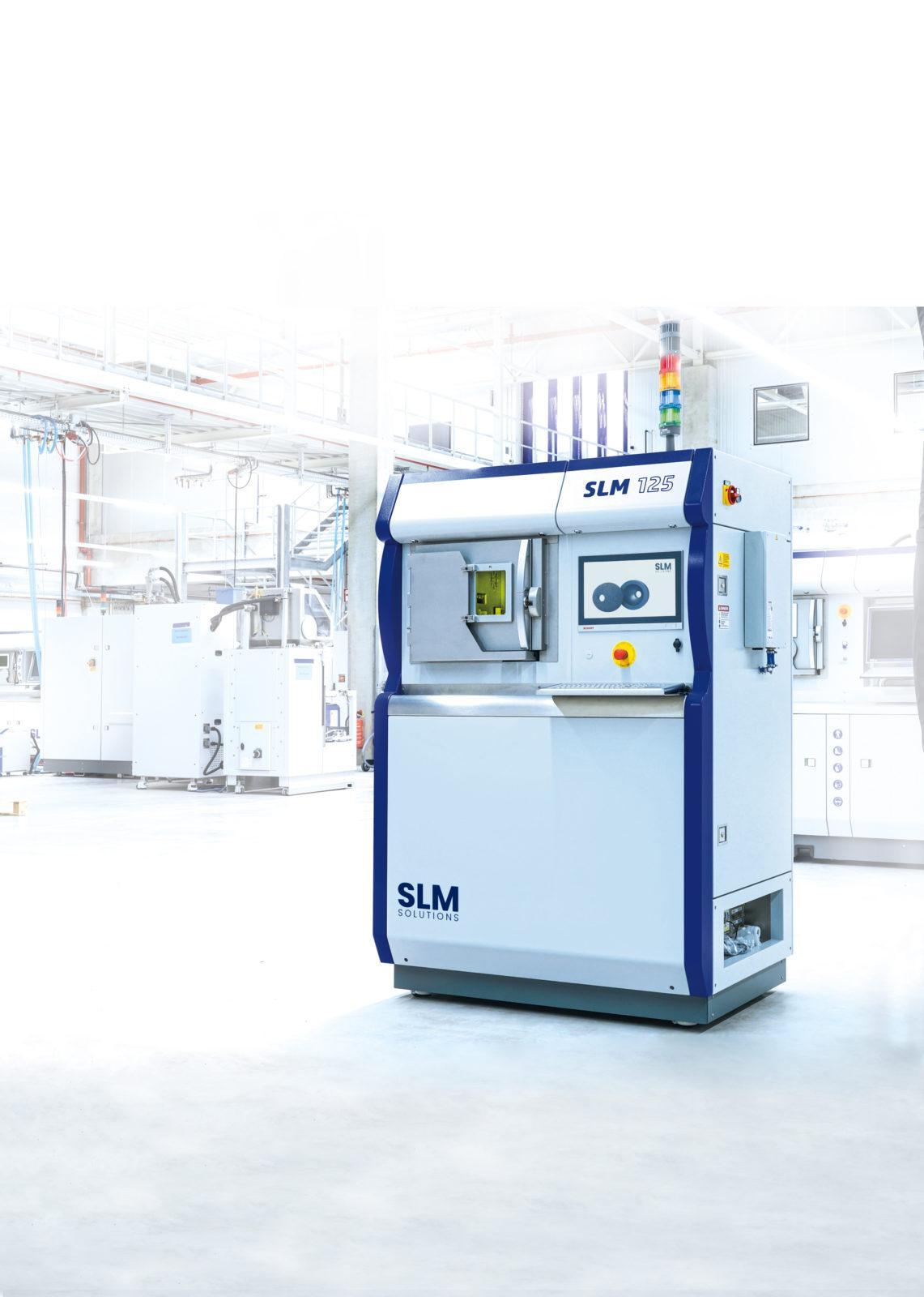 SLM 125 machine