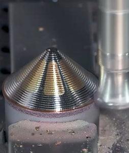 Hermle Metal Powder Application